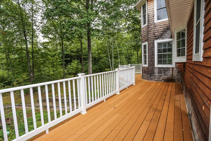Cedar House Porch